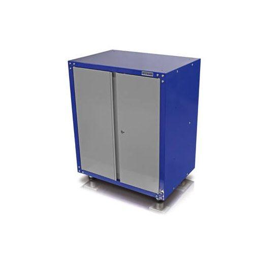 Moduláris szerelősorhoz tartozó szekrény/ asztalláb