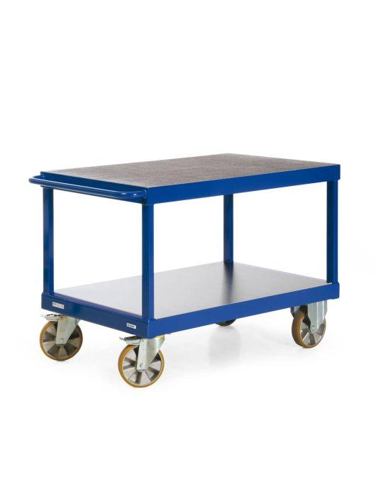 Protaurus asztalkocsi 2200 kg teherbírással, rakfelület: 1000 x 700 mm, 2200 kg