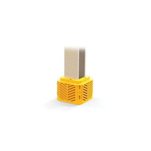A-SAFE oszlopvédő /200x200 mm/