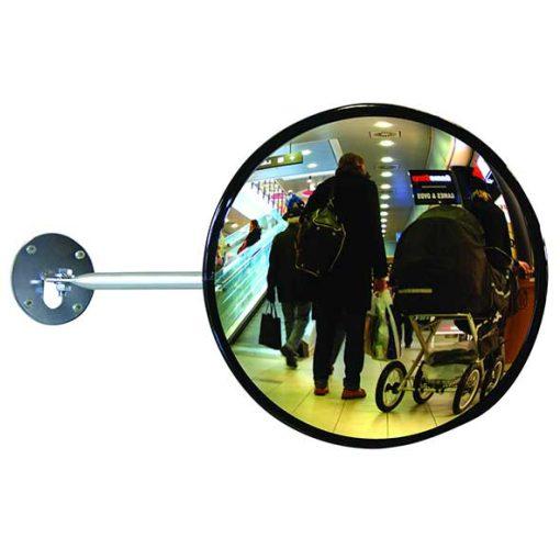 EC megfigyelő tükör, bel- és kültéri