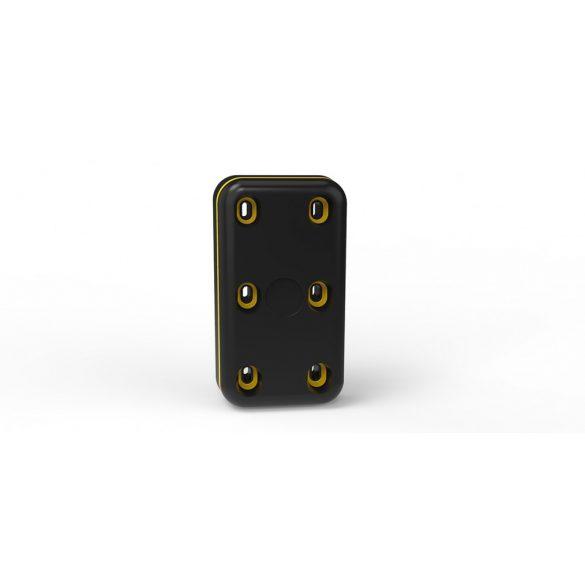 Dock Roller (V4), 7 Roller – Galv