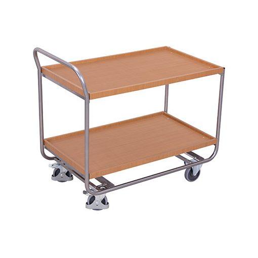 Aluminium asztalkocsi
