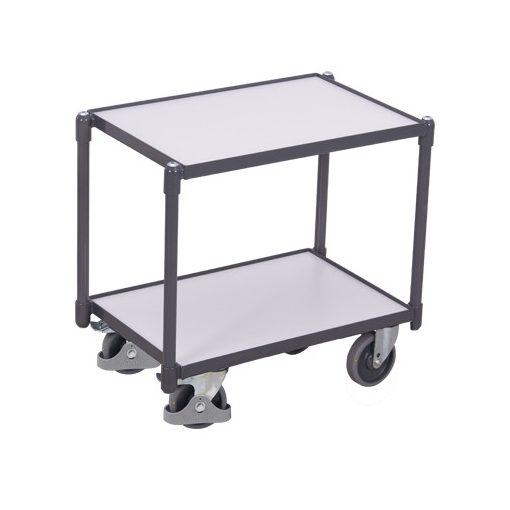 ESD Euro-System asztalkocsi 2 rakfelülettel